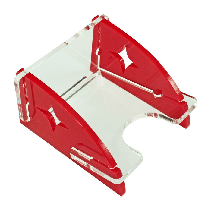 Mini Space Wing Damage Deck Tray (Short, Holds 40-60 Mini Sized Cards) - LITKO Game Accessories