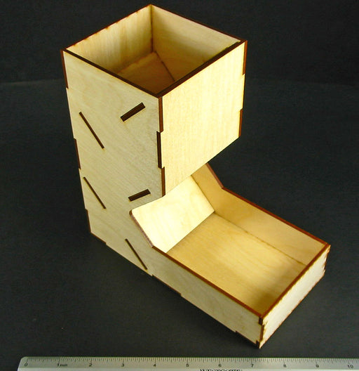Big Damn Dice Tower - LITKO Game Accessories