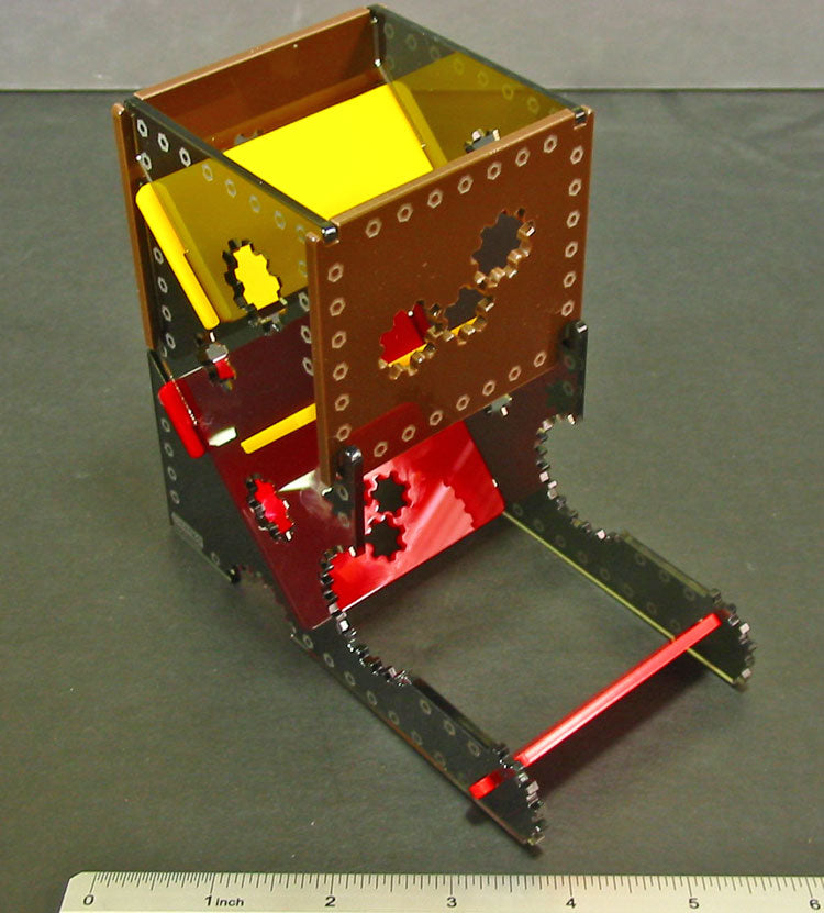 Steampunk Dice Tower - LITKO Game Accessories