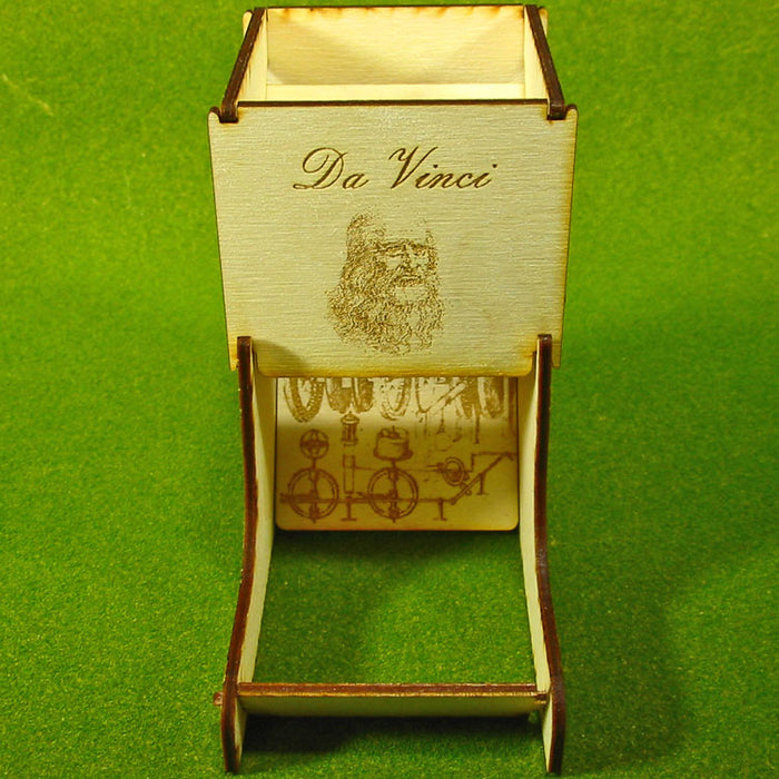 Da Vinci Dice Tower Kit - LITKO Game Accessories