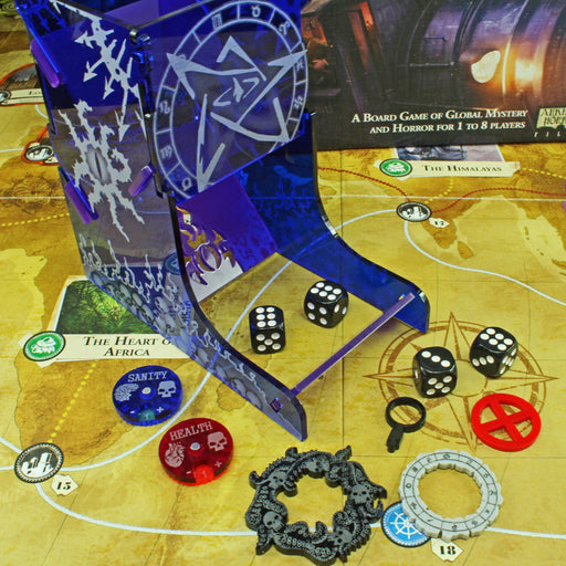 LITKO Eldritch Dice Tower - LITKO Game Accessories