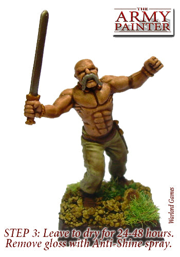 Army Painter, Quickshade, Strong Tone - LITKO Game Accessories