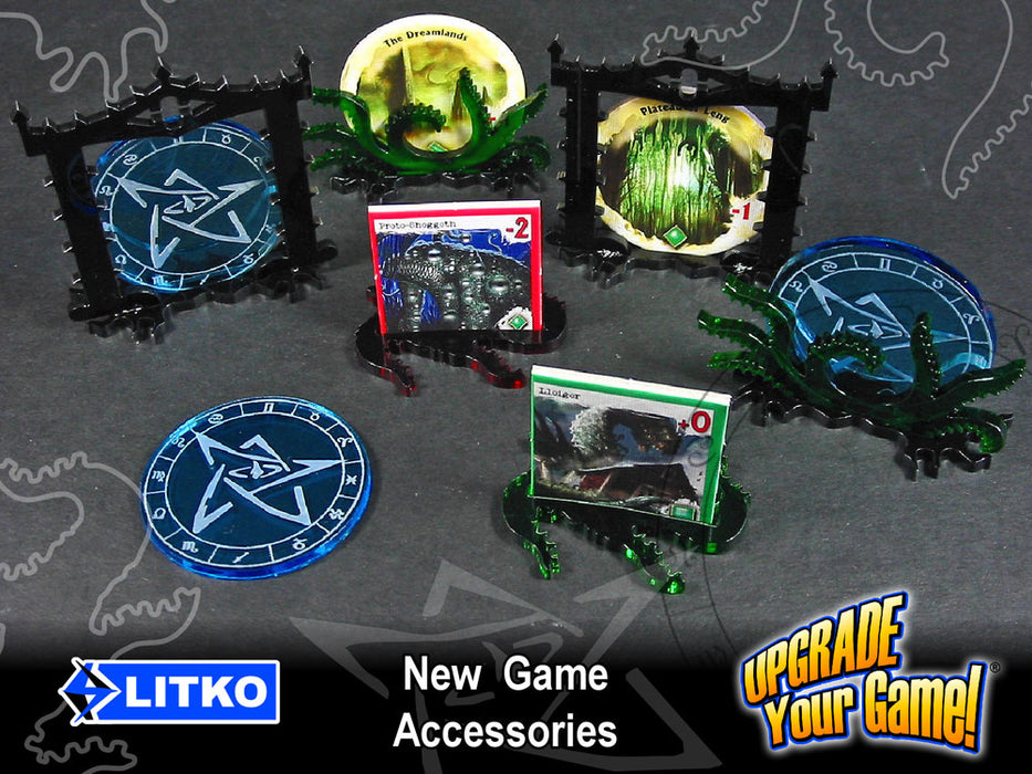 Iron Gate Markers (6) - LITKO Game Accessories