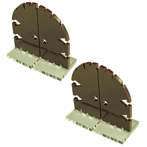 Door Markers, Large, Brown (4) - LITKO Game Accessories