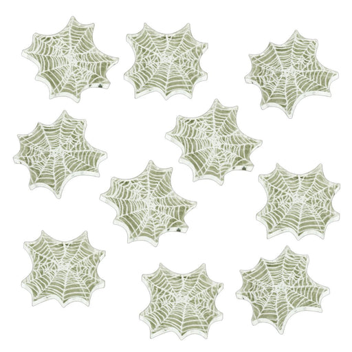Webbed Token, Clear (10) - LITKO Game Accessories