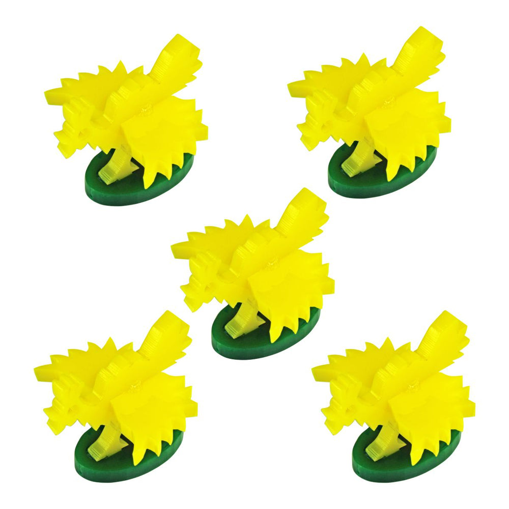 LITKO Chicken Markers, Yellow (5) - LITKO Game Accessories