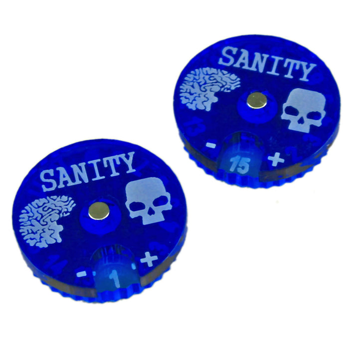 Cthulhu Sanity Dials (2) - LITKO Game Accessories