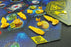 TI4: Command & Control Token Set, Yellow (33) - LITKO Game Accessories