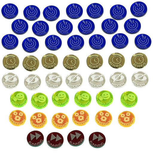 LITKO Game Upgrade Set Compatible with Black Ops, Multi-Color (50) - LITKO Game Accessories