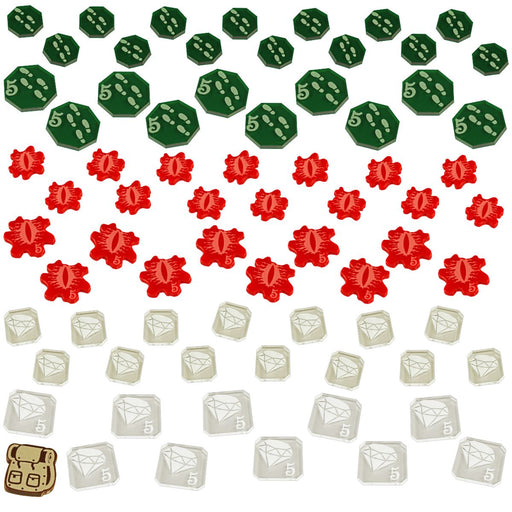 LITKO Game Tokens & Markers   Game Components   Board Game