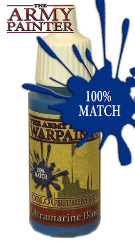 Ultramarine Blue Paint (0.6 Fl Oz) - LITKO Game Accessories