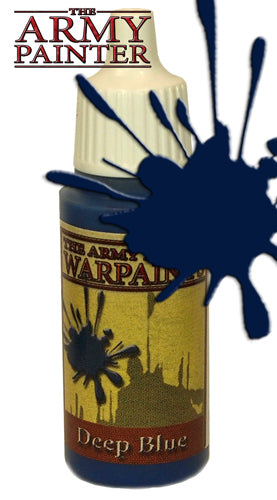 Deep Blue Paint (0.6 Fl Oz) - LITKO Game Accessories