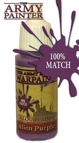 Alien Purple Paint (0.6 Fl Oz) - LITKO Game Accessories