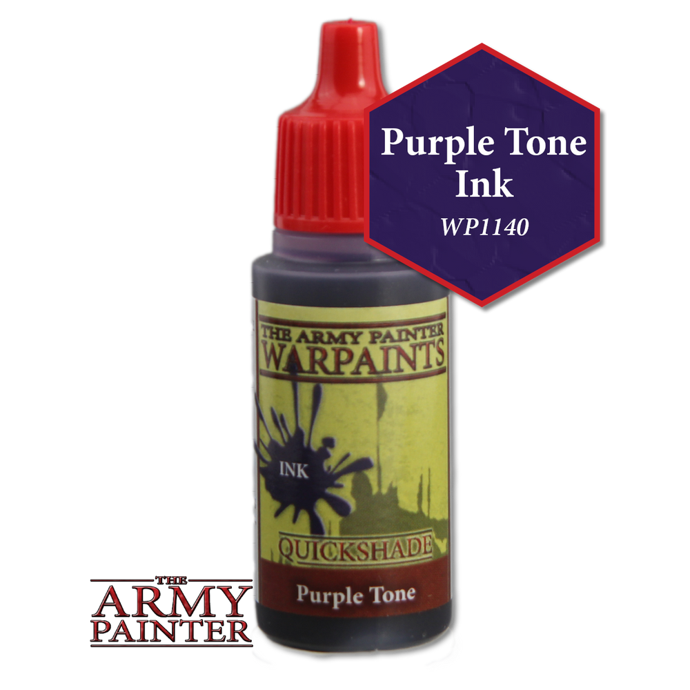 Purple Tone Ink (0.6 Fl Oz) - LITKO Game Accessories