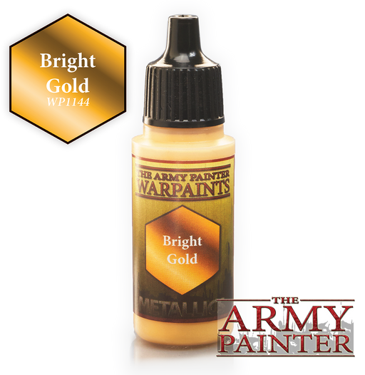 Bright Gold Paint (0.6 Fl Oz) - LITKO Game Accessories