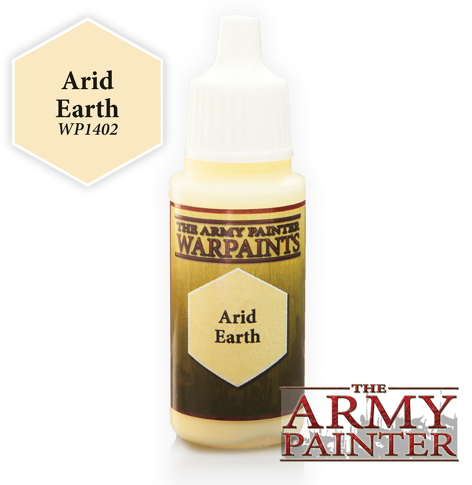 Arid Earth Paint (0.6 Fl Oz) - LITKO Game Accessories