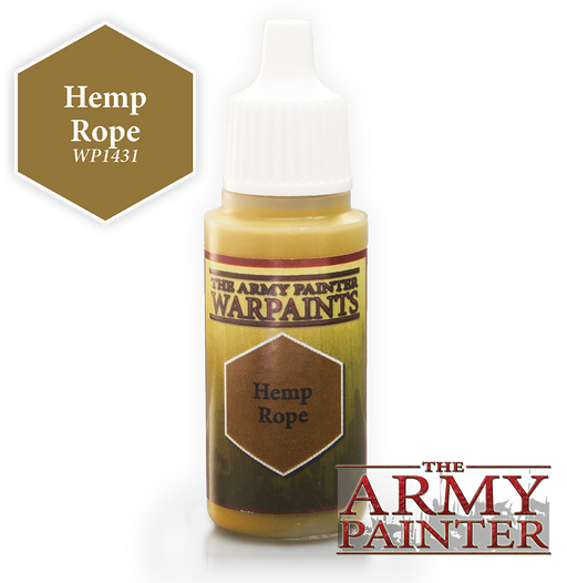 Hemp Rope Paint (0.6 Fl Oz) - LITKO Game Accessories