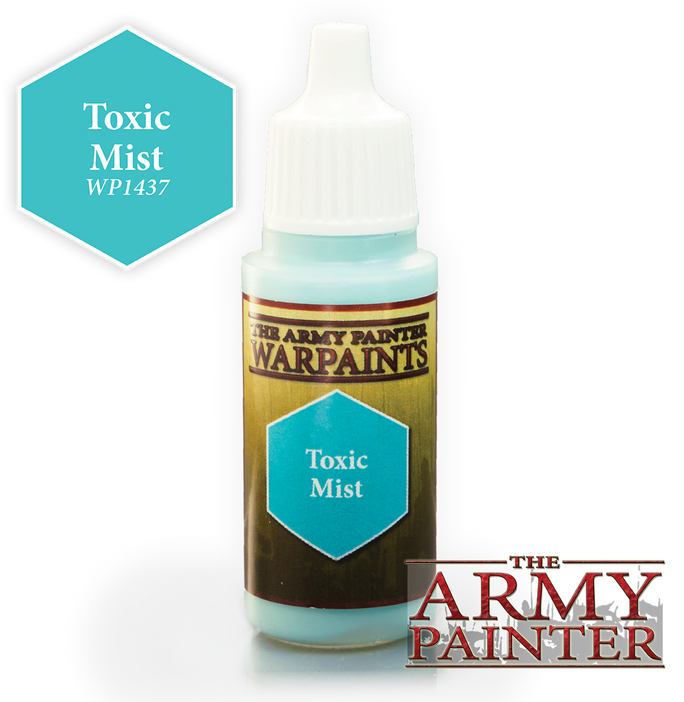 Toxic Mist Paint (0.6 Fl Oz) - LITKO Game Accessories