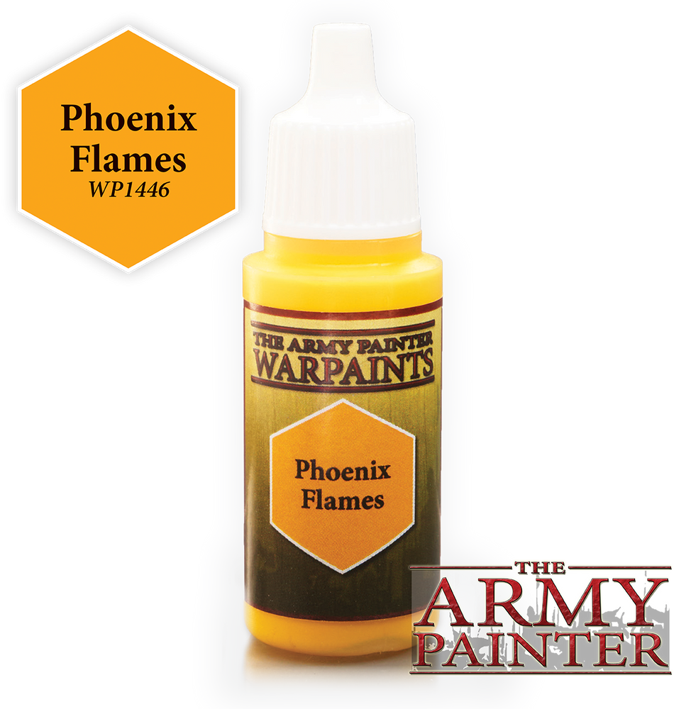 Phoenix Flames Paint (0.6 Fl Oz) - LITKO Game Accessories