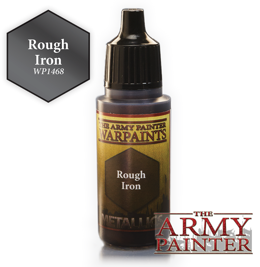 Rough Iron Paint (0.6 Fl Oz) - LITKO Game Accessories