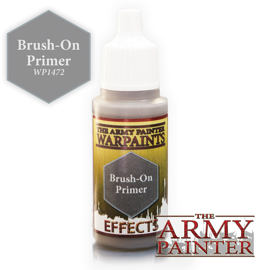 Brush-On Primer Paint (0.6 Fl Oz) - LITKO Game Accessories