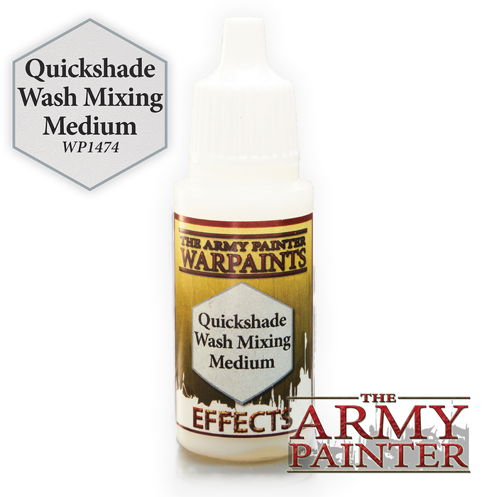 Quickshade Wash Mixing Medium - LITKO Game Accessories