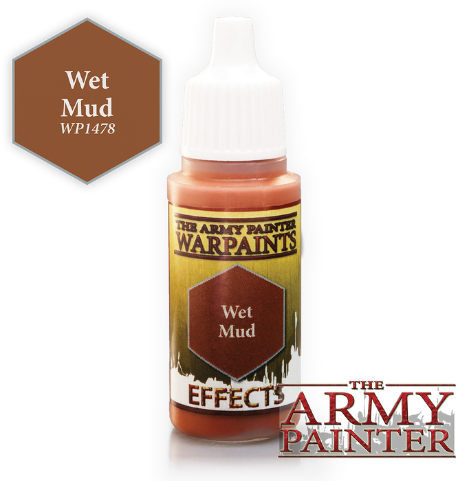 Wet Mud Paint (0.6 Fl Oz) - LITKO Game Accessories