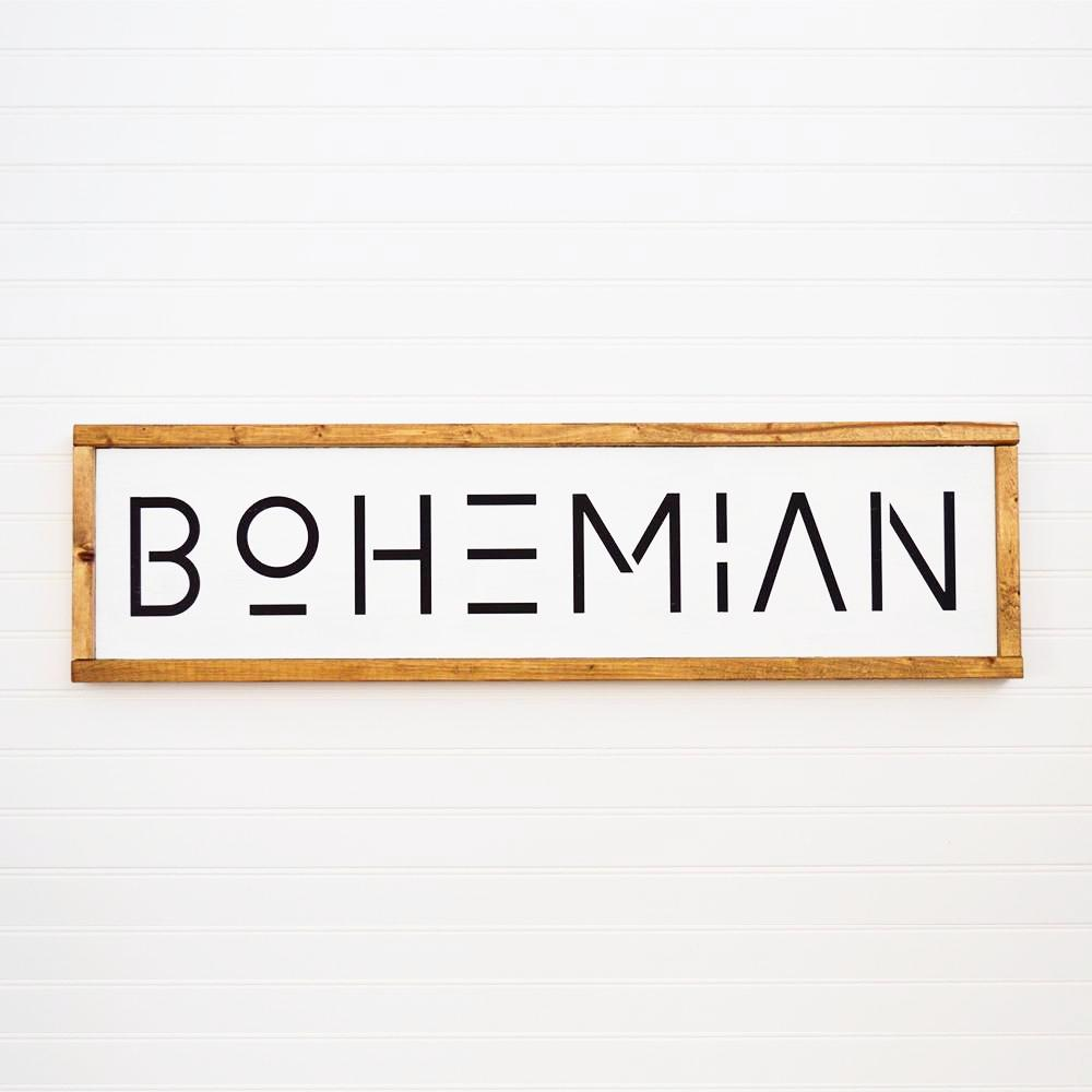 bohemian home decor