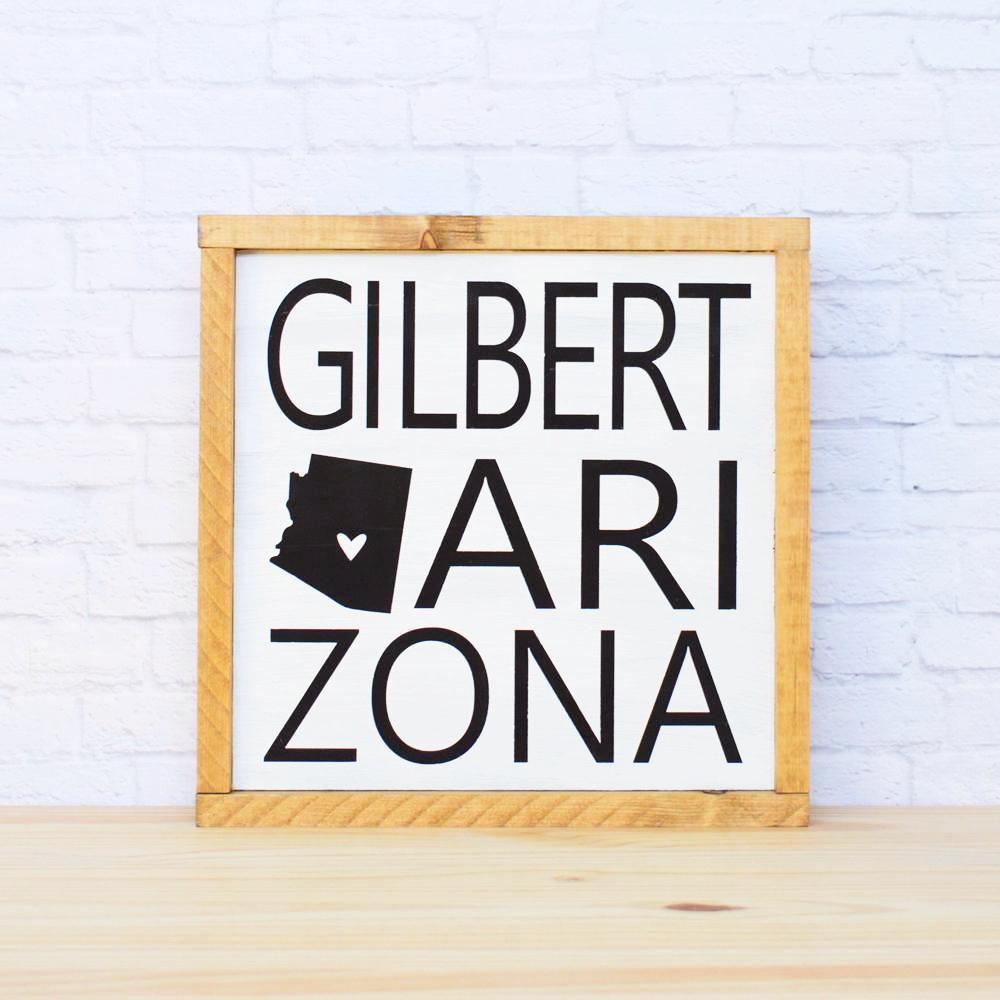 gilbert arizona decor