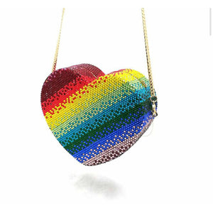 LOVE & HAPPINESS CLUTCH
