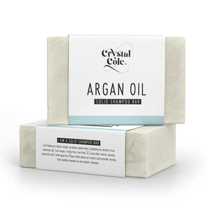 Argan oil shampoo bar
