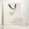Crystal Cole signature packaging