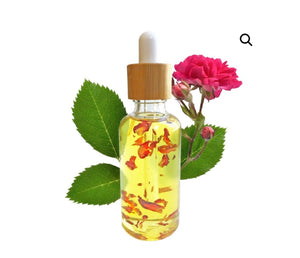 Daily Nourishing Facial Oil Serum Anti Aging