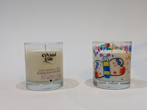 Mother's Day Paint Your Own Candle Gift