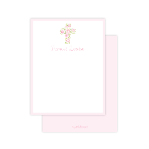 Anna's Cross Flat Stationery