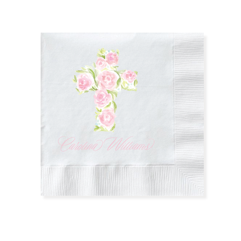Anna's Cross Napkin