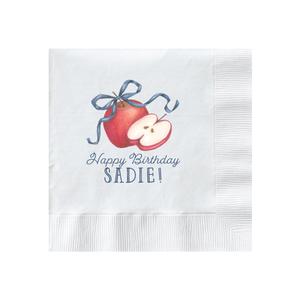 Apples Napkin