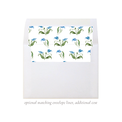 Masse Wreath A7 Square Envelope Liner