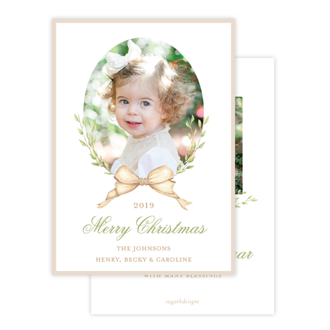 Victoria Tan Christmas Card