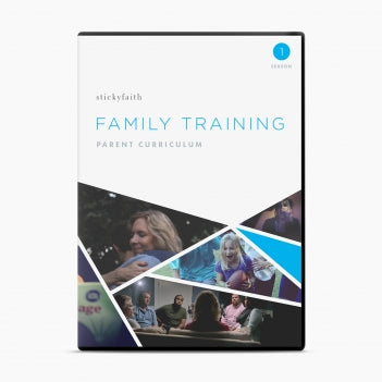 Sticky Faith Family Training (Parenting Curriculum)