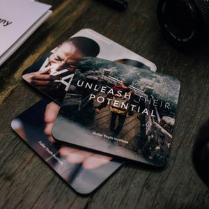 Young People Coaster Set
