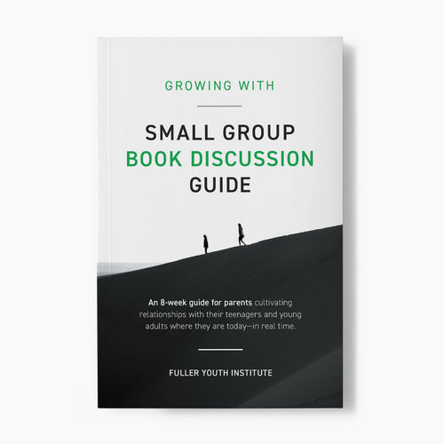 Growing With Small Group Book Discussion Guide