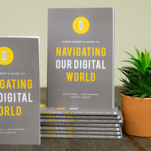 Every Parent's Guide to Navigating our Digital World