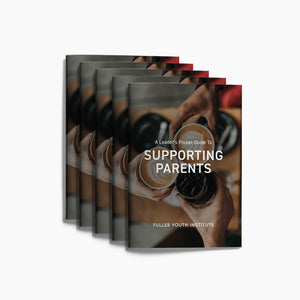 A Leader's Pocket Guide to Supporting Parents (Set of 5)