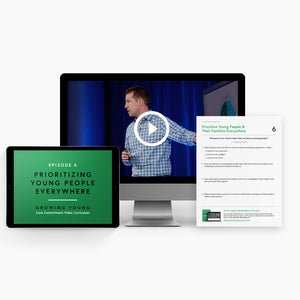 Growing Young Core Commitment Video Curriculum (Digital Download)