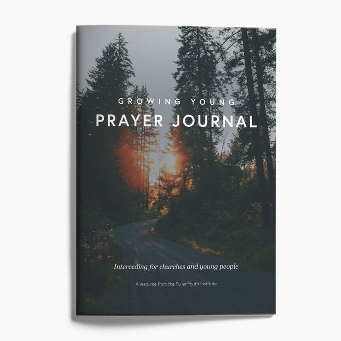 Growing Young Prayer Journal: Interceding for Churches and Young People
