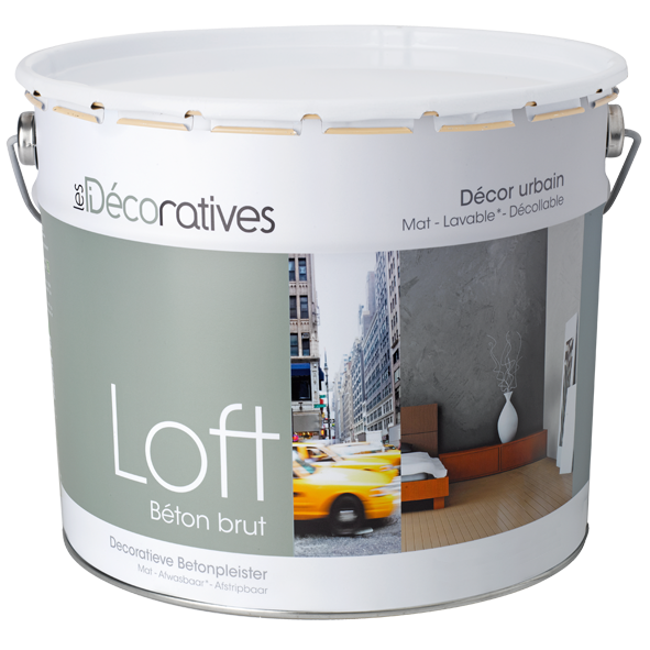 Loft Raw Concrete - 33450
