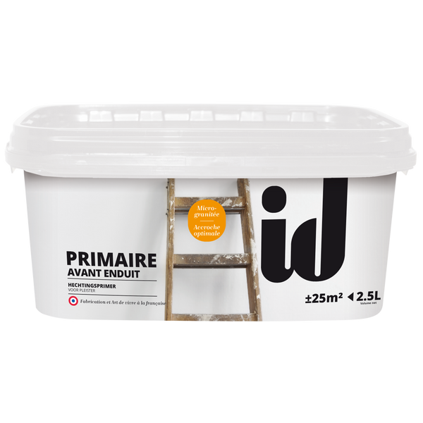Undercoat Primer for wall coatings - 3300-2.5L