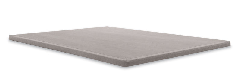 TEMPUR-Flat Foundation - Ultra-Low Profile, Charcoal