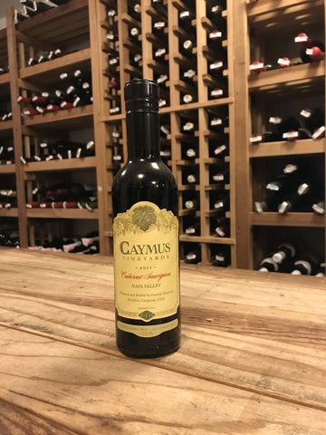 Caymus Cabernet Sauvignon Napa Valley 2017 [375mL]